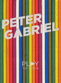 Cover Peter Gabriel - Play The Videos [DVD]